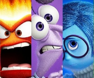 anger, disgust, and disney image