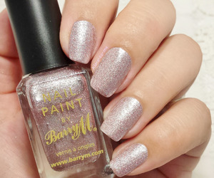 glitter, nail art, and sparkles image