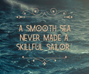 quote, sailor, and true image