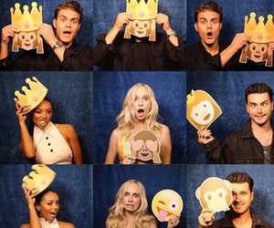 mtv, the vampire diaries, and sdcc image