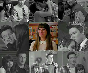 glee, soulmate, and finchel image