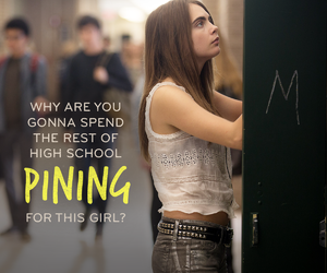 paper towns, cara delevingne, and movie image