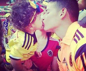 james rodriguez, colombia, and salome image