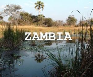travel, world, and Zambia image