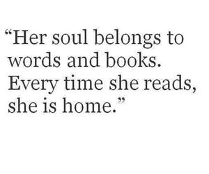 book, home, and soul image