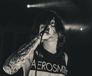 cutie, kellin quinn, and sleeping with sirens image