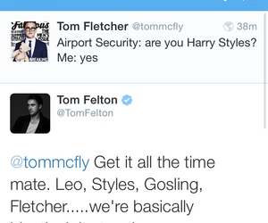 funny, harry potter, and McFly image