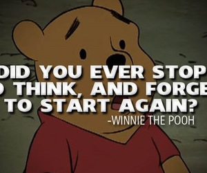 disney, meaningful, and pooh image