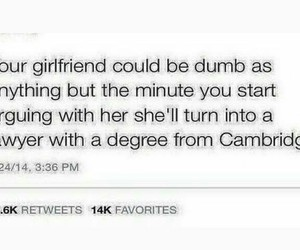 cambridge, funny, and girls image