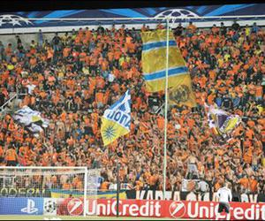 cyprus, fans, and football image