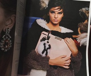 kendall jenner, fendi, and Kendall image