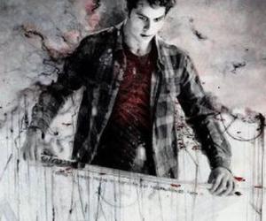 art, teen wolf, and stiles stilinski image