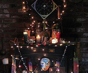 ritual and wicca image