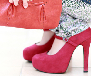 fashion, heels, and photography image