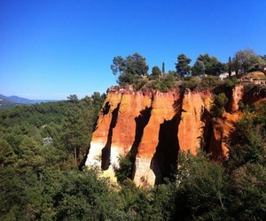 canyon, france, and vaucluse image
