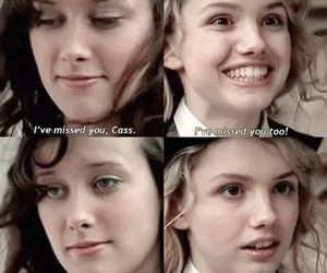 skins, cassie, and cassie ainsworth image