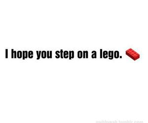 lego, funny, and quote image
