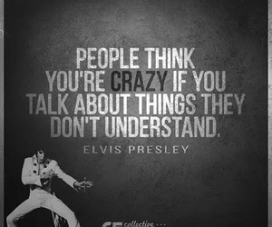 crazy, talk, and things image