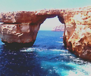 Island, malta, and natural beauty image