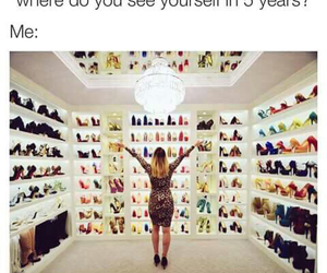 shoes, goals, and me image