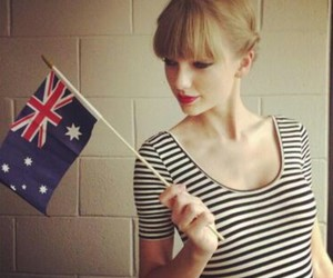 Taylor Swift, taylor, and australia image