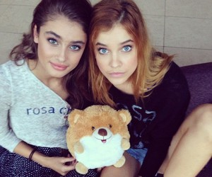 barbara palvin, model, and taylor hill image