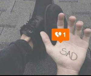 broken, broken heart, and grunge image