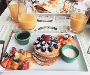 breakfast, food, and lunch image