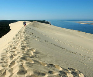 dune du pilat and aquitaine image
