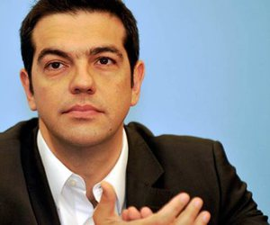 Prime Minister, greek government, and tsipras image