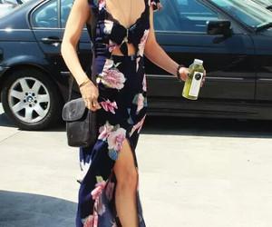 vanessa hudgens, dress, and style image