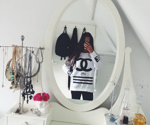 chanel, coco, and girl image