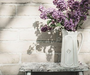 flowers, lilac, and summer image