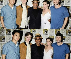 boy, dylan, and newt image