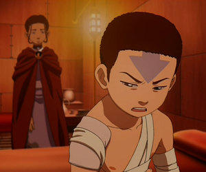 avatar, waterbender, and the legend of aang image