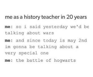 harry potter, hogwarts, and school image