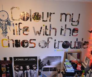 diy, bedroom ideas, and tumblr room image
