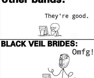 bvb, band, and black veil brides image