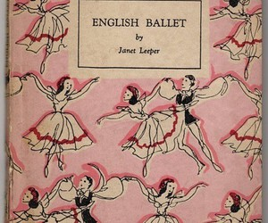 ballet, book, and pink image
