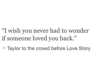 quote, love, and Taylor Swift image