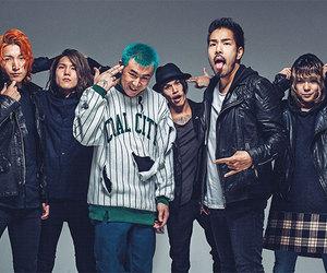band, japan, and rock image