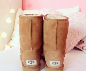 luxury, shoes, and ugg image