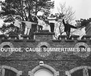music, oasis, and summer image