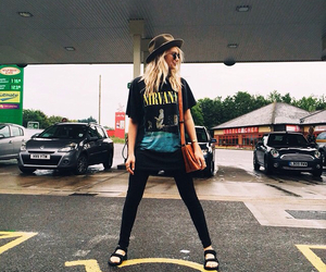 girl, nirvana, and cailin russo image