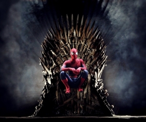 spiderman and game of thrones image