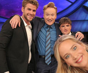 Jennifer Lawrence, josh hutcherson, and funny image