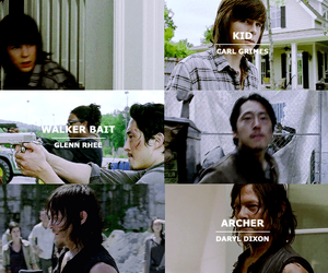 the walking dead, twd, and rick grimes image