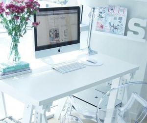 desk and office image