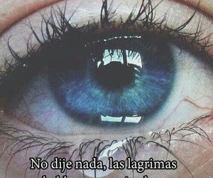 cry, espanol, and sad image