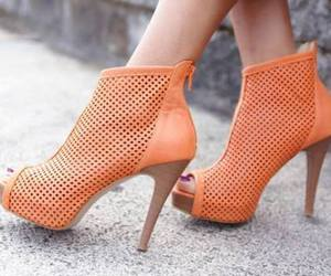 shoes, ladies shoes, and women shoes image